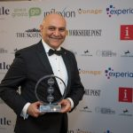 Pharmaceuticals boss and business leader Honoured at The National Business Awards