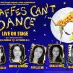Cast Announced for Curve's Giraffes Can't Dance