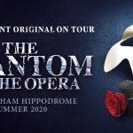 Full casting announced for The Phantom of the Opera at Birmingham Hippodrome