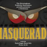 The Birmingham Publicity Association invites Christmas party goers to choose their mask and wear it well