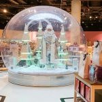 Entertainment galore as Selfridges Birmingham gears up for Christmas