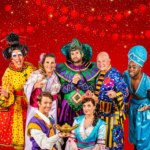 Aladdin is a magical treat at De Montfort Hall