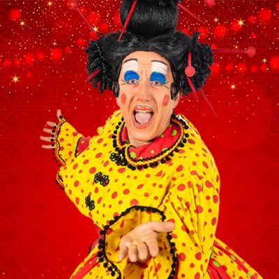 Aladdin is a magical treat at De Montfort Hall