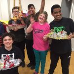 Youngsters stage a very special panto