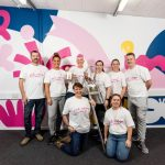Birmingham Cancer Support Centre Given A Colourful Makeover