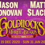 NEIGHBOURS' STAR AND POP LEGEND MAKES HIS PANTO DEBUT AT BIRMINGHAM HIPPODROME