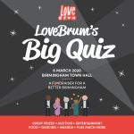 Radio Stars To Host LoveBrum's Big Quiz