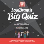 Radio Stars To Host LoveBrum's Big Quiz