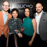 Gaucho Birmingham unveil new bar with Glittering Launch