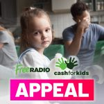 Free Radio launches the Cash For Kids Appeal to support local families coping with the effects of Coronavirus