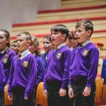 Local schools hit high notes at De Montfort Hall concert