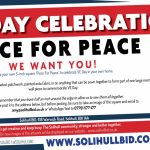 How You Can Help Solihull BID celebrate the 75th anniversary of VE Day