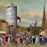 Birmingham Celebrated In Huge New Cold War Steve Artwork