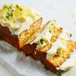 RECIPE: Lemon and Thyme Loaf Cake
