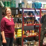HARBOROUGH FOOD BANK THANKS DONORS
