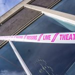 BELGRADE THEATRE GETS WRAPPED UP IN A MESSAGE OF HOPE