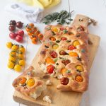 RECIPE: Isle of Wight Mixed Cherry Tomato Focaccia