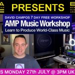 FREE MUSIC PRODUCTION WORKSHOP FROM TOP 40 HITMAKER