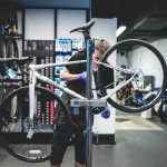 NEW CYCLE SHOP OPENS IN CITY