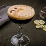 Enjoy a Classic Espresso Martini Cocktail after Dinner with this Easy Recipe