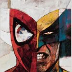 ICONIC MARVEL FINE ART MAKES HEROIC UK DEBUT IN GALLERIES NATIONWIDE