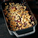 Warm Up with this Easy and Delicious Berry Crumble Recipe