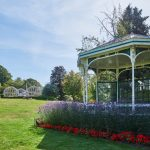 BANDSTAND RESTORATION WORK BEGINS AT BOTANICAL GARDENS