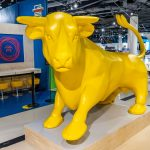 Selfridges Birmingham Bull has been given a make-over!