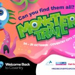MONSTERS SET TO INVADE COVENTRY CITY CENTRE THIS HALF TERM