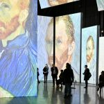 HIPPODROME REOPENS WITH ABSORBING VAN GOGH EXHIBITION