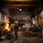 BELLFOUNDRY RECEIVED LIFELINE GRANT