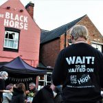 BLACK HORSE KEEPS LAUGHTER IN LEICESTER OVER LOCKDOWN