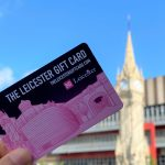 Support local businesses with The Leicester Gift Card