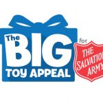THE BIG TOY APPEAL LAUNCHES TO BRING JOY TO CHILDREN WHOSE FAMILIES STRUGGLE TO FUND CHRISTMAS THIS YEAR