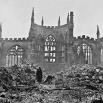 NOVEL TAKES READERS TO RUGBY THE DAY AFTER THE COVENTRY BLITZ