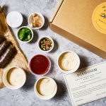 DISHOOM BRING BRAND-NEW VEGAN SAUSAGE NAAN ROLL KITS TO DOORS
