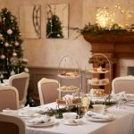 FESTIVE AFTERNOON TEA LAUNCHED AT THE LAURA ASHLEY TEAROOM