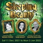 STARS ANNOUNCED FOR 2021 PANTOMIME