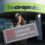 MARKET HARBOROUGH CHARITY RECEIVE FUNDING BOOST FROM CO-OP COMMUNITY FUND