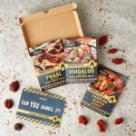 WARM UP YOUR WINTER WITH THE UK'S HOTTEST CURRY KIT