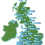 MAP RELEASED OF UK'S SILLIEST PLACE NAMES