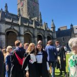 """St. Andrews Graduates and Best Friends Cameron Crews and Cassie Legg Create Best-Selling Poetry Book """"To The Monsters of My Past"""""""