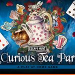 ESCAPE HUNT LAUNCH BRAND NEW ALICE IN WONDERLAND THEMED PLAY AT HOME ADVENTURE