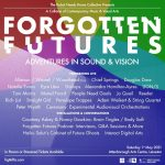 MORE ACTS ANNOUNCED FOR FORGOTTEN FUTURES FESTIVAL