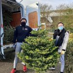 HOSPICE TREECYCLING CAMPAIGN CELEBRATES ITS MOST SUCCESSFUL YEAR!