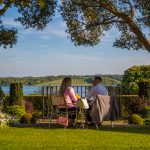 HAMBLETON HALL AWAKENS WITH NEW LUNCH AL FRESCO ON THE TERRACE EXPERIENCE