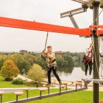 EUROPE'S TALLEST HIGH ROPES REOPENING ON THE 14TH APRIL AT THE BEAR GRYLLS ADVENTURE