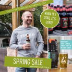 FOOD AND DRINK: TRY SOMETHING NEW THIS SPRING WITH EVERARDS