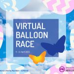 GET READY FOR LIFT OFF WITH KEMP'S VIRTUAL EASTER BALLOON RACE