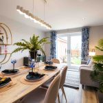 LOOK INSIDE THIS THREE-BED SHOWHOME IN SILEBY, LEICESTERSHIRE